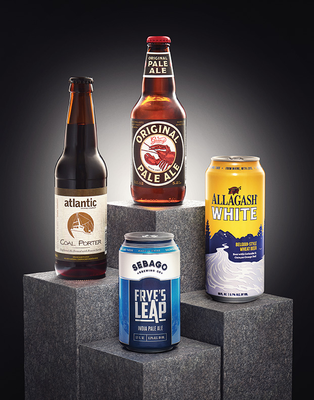 Revisiting Beers that Launched Maine's Brew Revolution